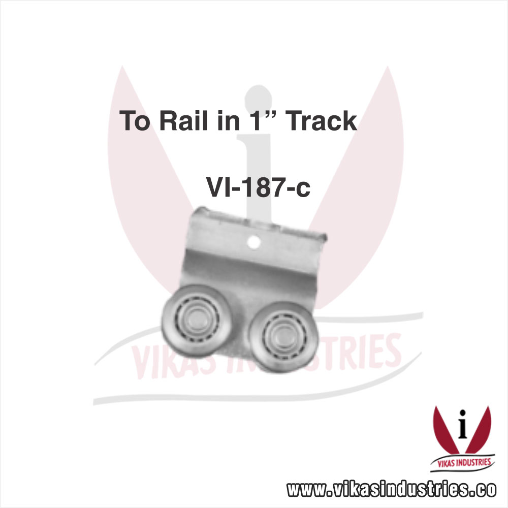 Gate Track Wheels