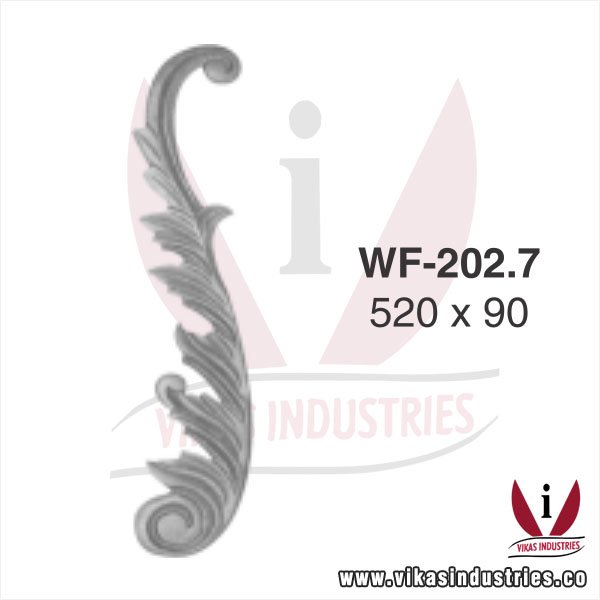 Weldable Casting Figures