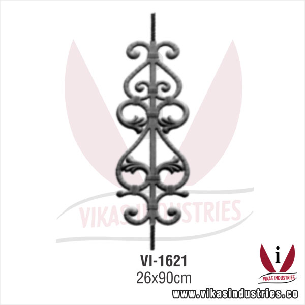 Wrought Iron Sheet Panels